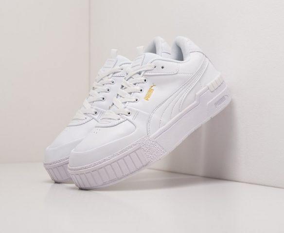 Puma Cali Sport Mix Wn s белые