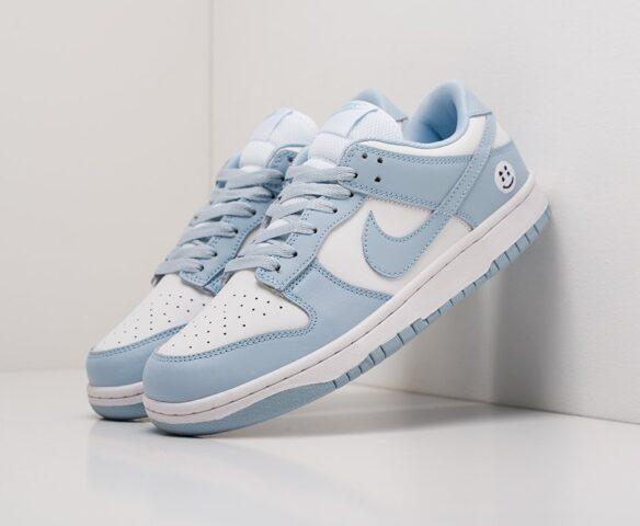 Nike SB Dunk Low голубые