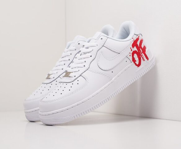 Nike x OFF-White Air Force 1 Low white